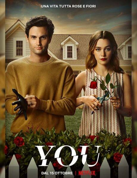 La locandina della stagione 3 di You. Credits: Netflix.