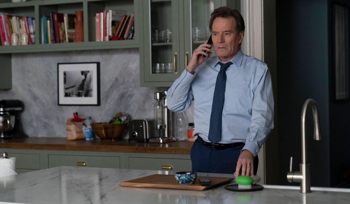 Bryan Cranston interpreta il giudice Michael Desiato. Credits: Showtime via Sky.