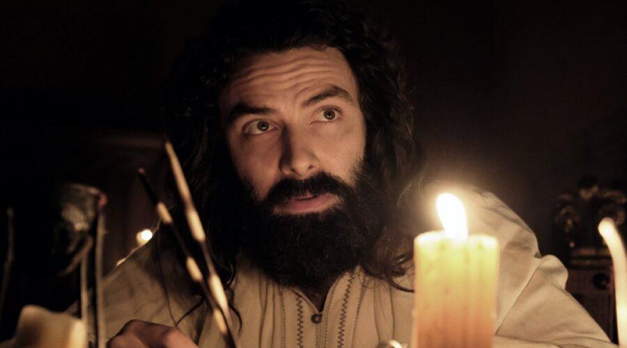 Aidan Turner In Leonardo Credits: Fabio Lovino/Rai