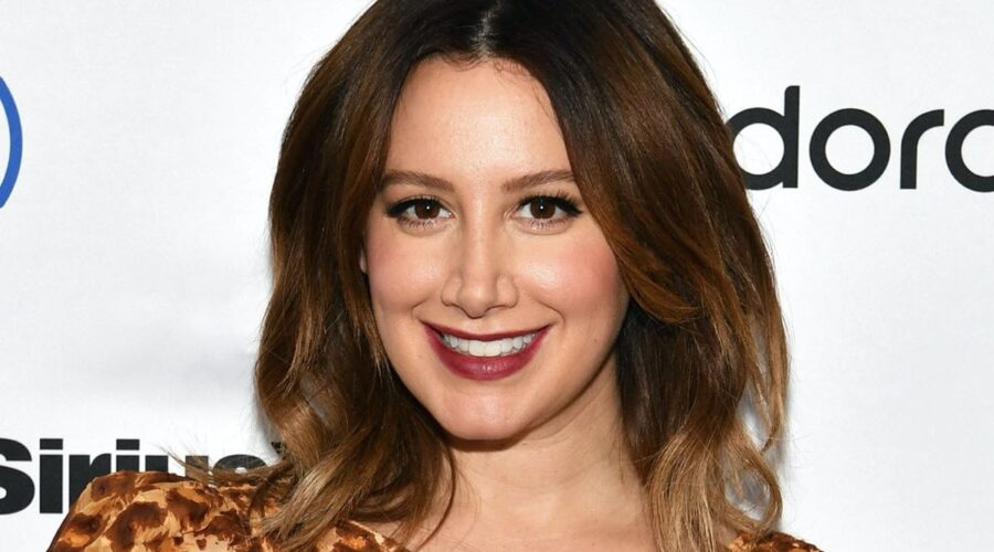 Ashley Tisdale. Credits: Foto Di Slaven Vlasic E Getty Images
