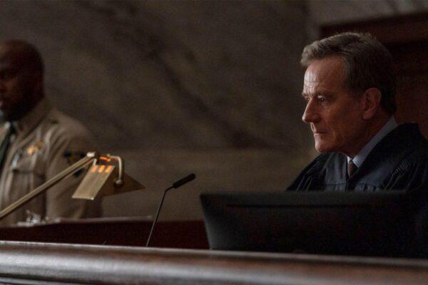 Il giudice Michael Desiato (Bryan Cranston) nella serie televisiva Your Honor. Credits: Showtime via Sky.
