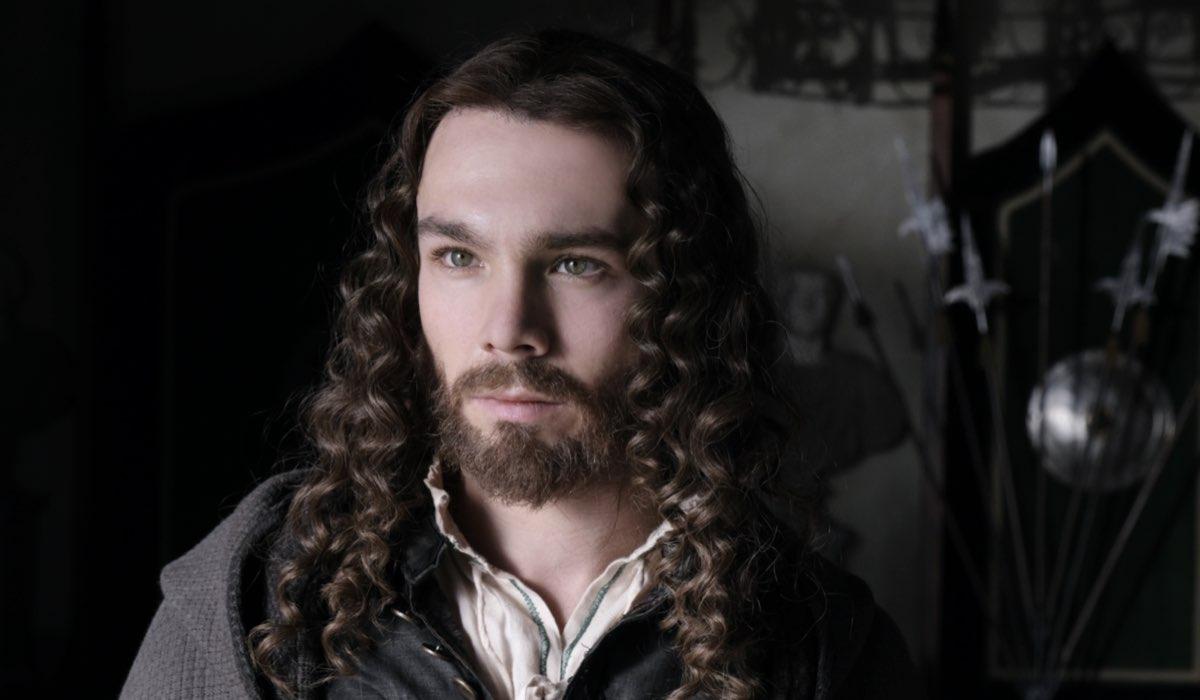 Carlos Cuevas (Salaì) In Leonardo Credits: Fabio Lovino e Rai