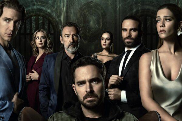 I protagonisti di Che Fine Ha Fatto Sara. Credits: Netflix.