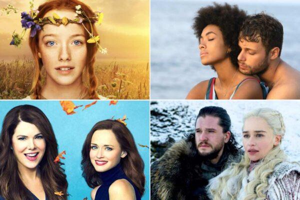 Chiamatemi Anna, Summertime, Una Mamma Per Amica - Di Nuovo Insieme E Game Of Thrones. Credits: Netflix E Sky