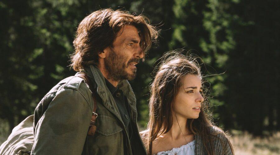 Daniele Liotti (Francesco) e Aurora Ruffino (Dafne) In Un Passo Dal Cielo 6. Credits: Rai