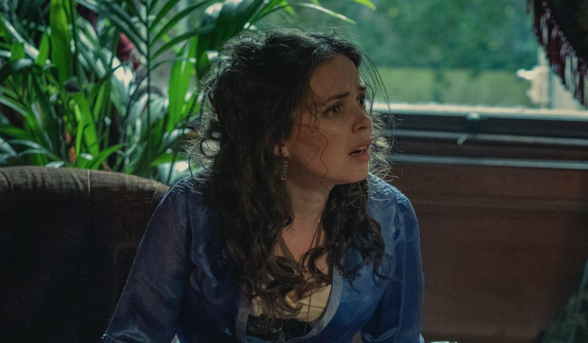 Eileen O' Higgns (Alice) ne Gli Irregolari Di Baker Street Credits: Matt Squire E Netflix