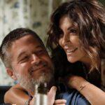 Ettore Bassi e Sabrina Ferilli in Svegliati Amore Mio Credits Mediaset