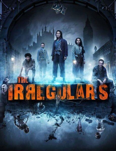 La locandina della serie TV Gli irregolari di Baker Street. Credits: Netflix.