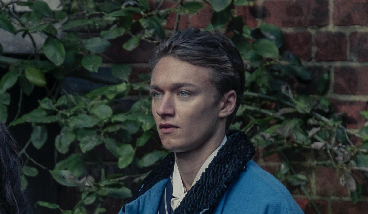 Harrison Osterfield (Leo) Gli Irregolari Di Baker Street Credits: Matt Squire/Netflix