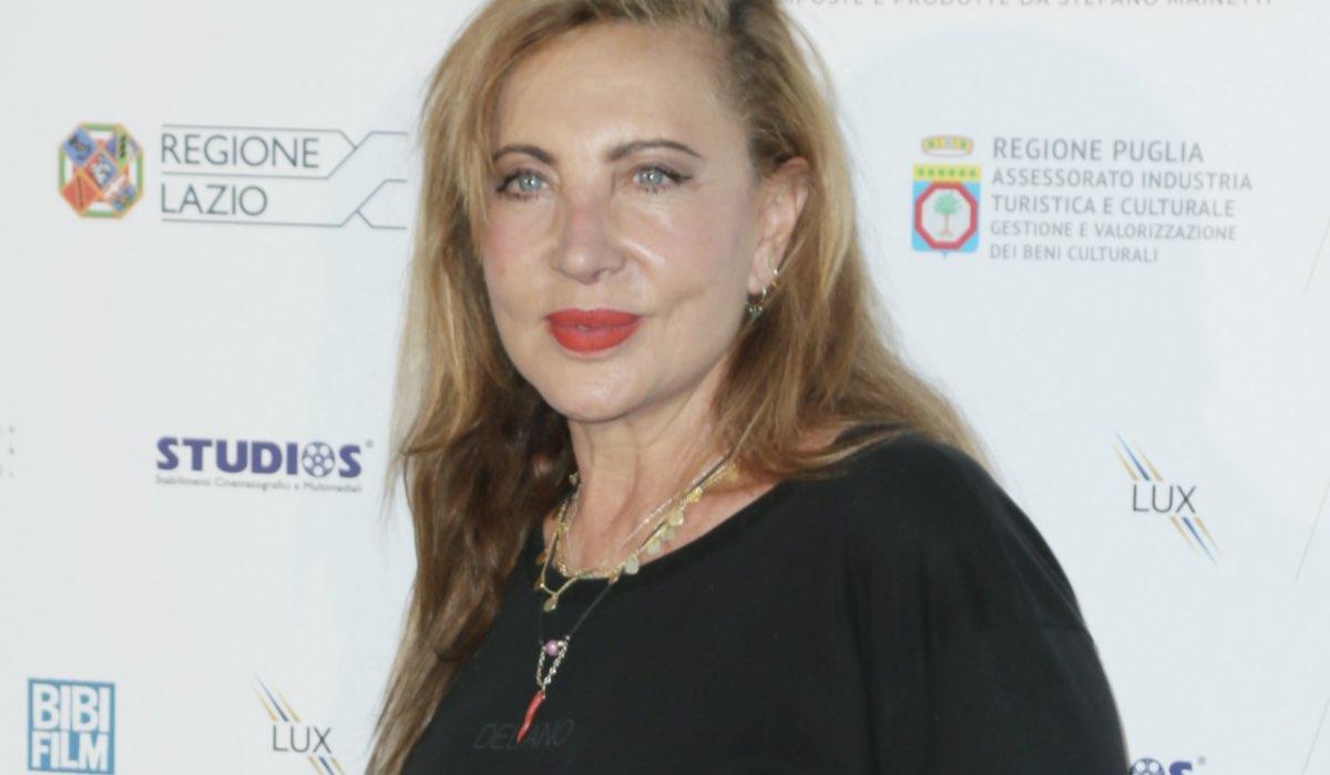 Iaia Forte (Ramona in Svegliati amore mio) Credits: Ernesto Ruscio/Getty Images