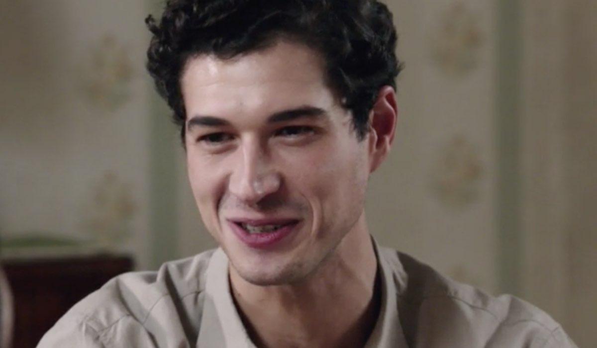 Il Paradiso Delle Signore 5 Episodio 102: Rocco Amato interpretato da Giancarlo Commare Credits Rai