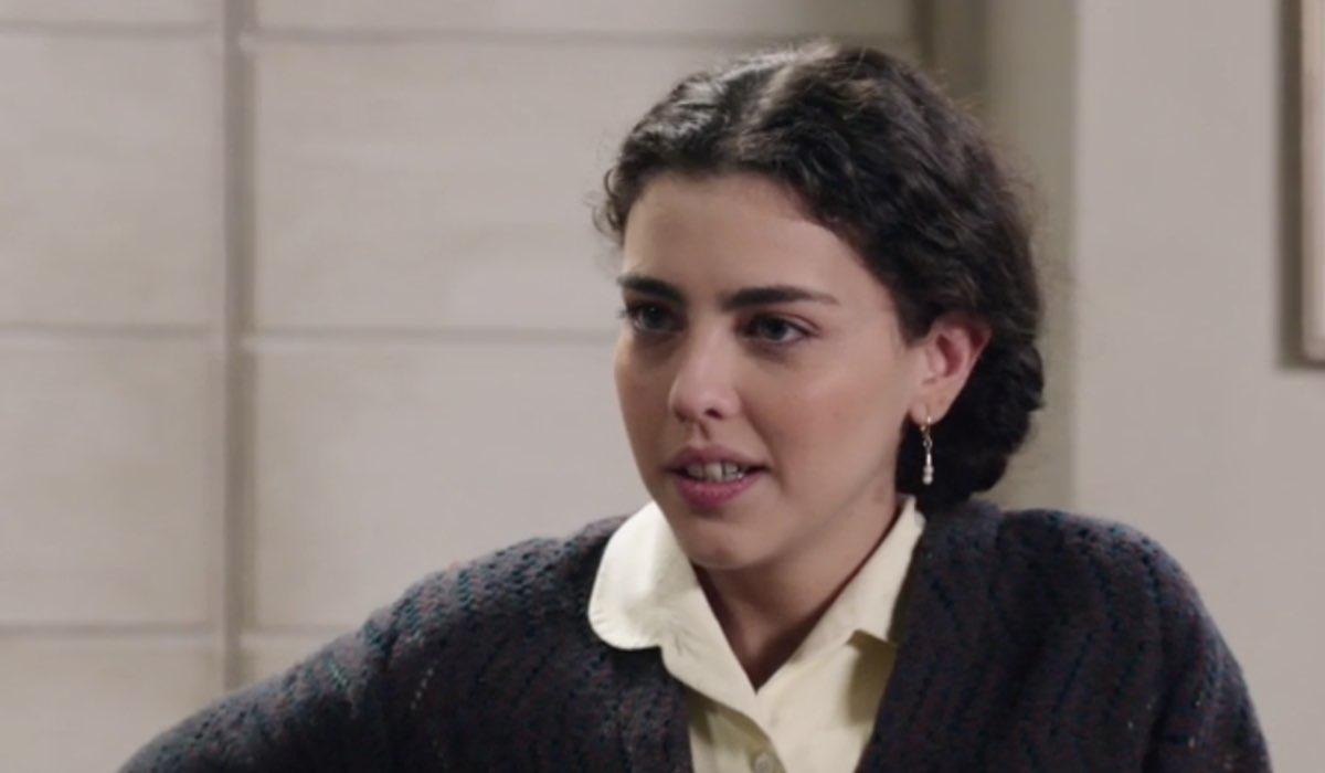 Il Paradiso Delle Signore 5 Puntata 105: Maria Puglisi interpretata da Chiara Russo Credits Rai