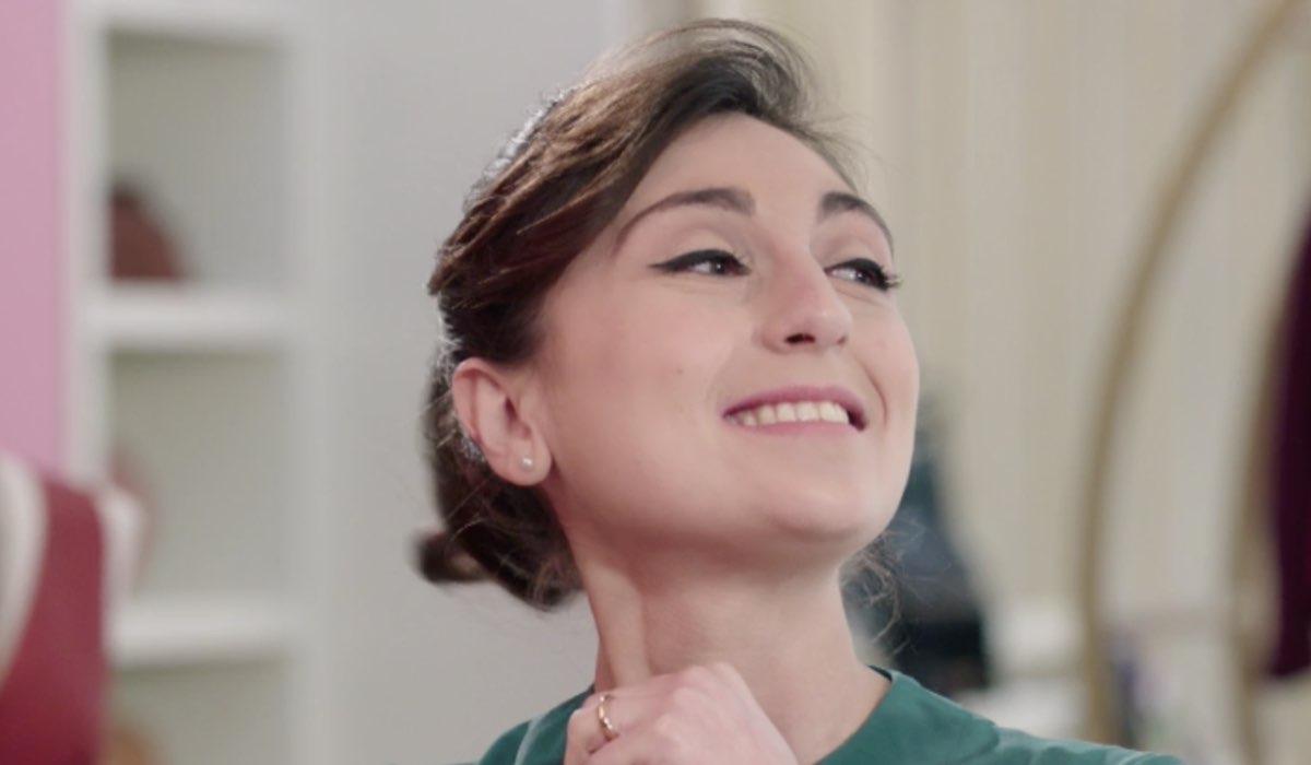 Il Paradiso Delle Signore 5 Puntata 105: Paola Galletti interpretata da Elisa Cheli Credits Rai