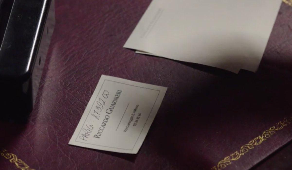 Il Paradiso Delle Signore 5 Puntata 107: il numero di telefono Di Riccardo a Parigi Credits Rai