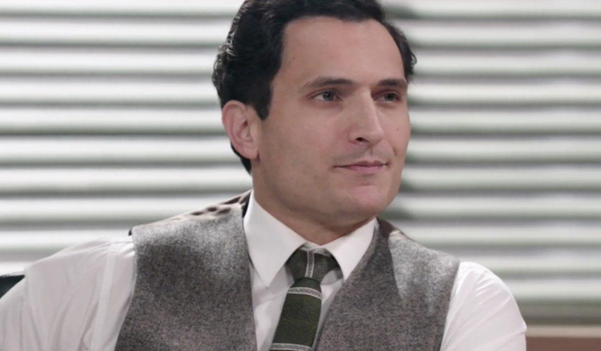 Il Paradiso Delle Signore 5 Puntata 109: Vittorio Conti interpretato da Alessandro Tersigni Credits Rai