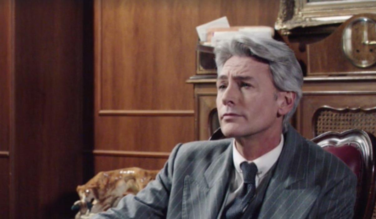 Il Paradiso Delle Signore 5 Puntata 115: Umberto Guarnieri interpretato da Roberto Farnesi Credits Rai