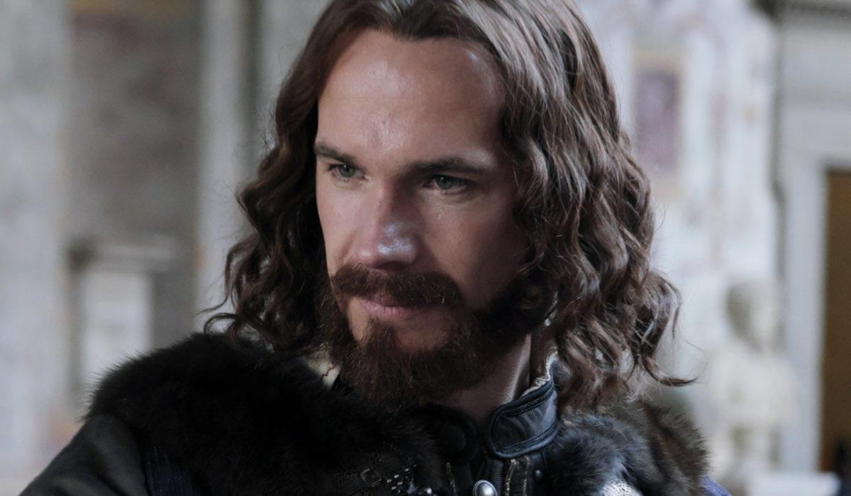 James D'Arcy (Ludovico Sforza) In Leonardo Credits: Fabio Lovino E Rai