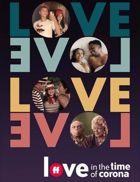 L'amore ai tempi del corona, la locandina. Credits: Freeform/Disney.