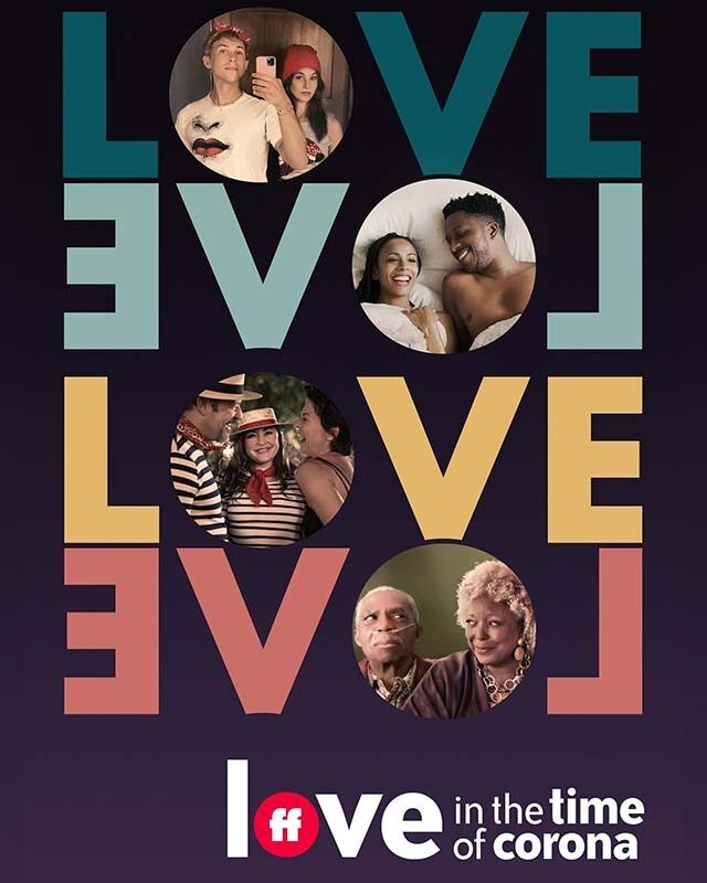 La locandina della serie TV L'amore ai Tempi Del Corona. Credits: Freeform e Disney.