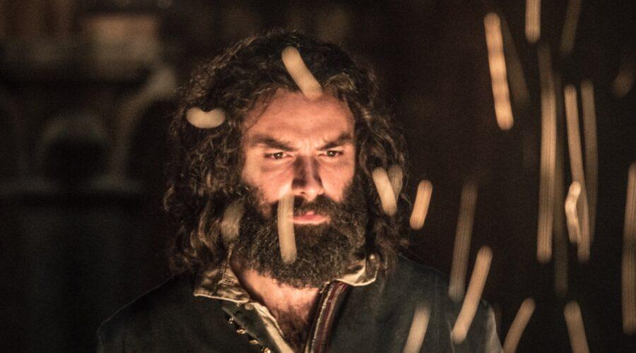 Leonardo, Aidan Turner interpreta Leonardo da Vinci. Credits: Angelo Turetta e Rai