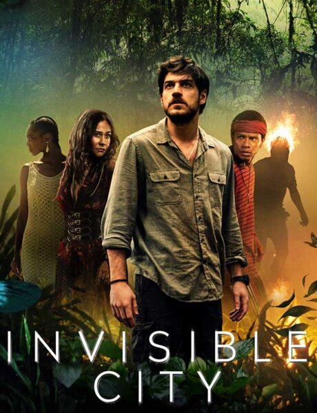 La locandina di Città invisibile. Credits: Netflix.