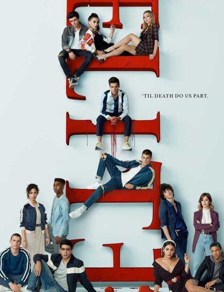 La locandina di Elite. Credits: Netflix.