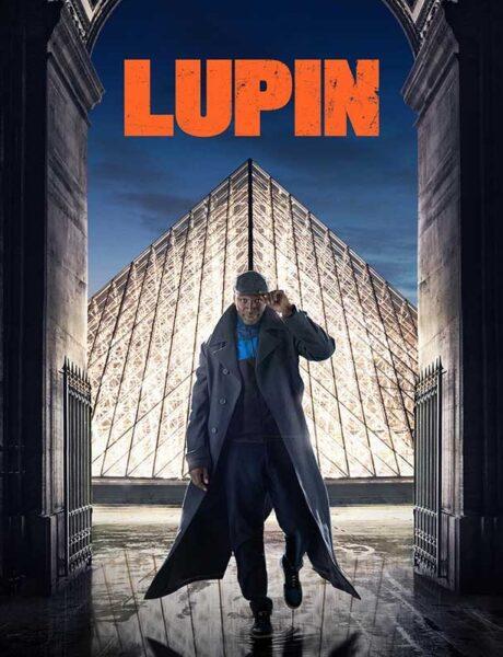 La locandina di Lupin. Credits: Netflix.