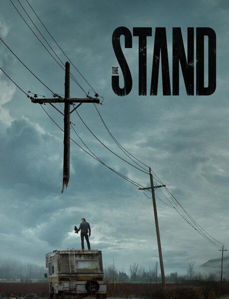 La locandina di The Stand. Credits: CBS.