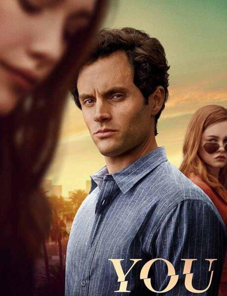 La locandina di You. Credits: Netflix.