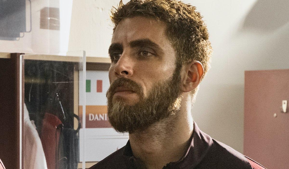 Marco Rossetti (Daniele De Rossi) In Speravo De Mori Prima Credits: Iacovelli-Zayed/Sky