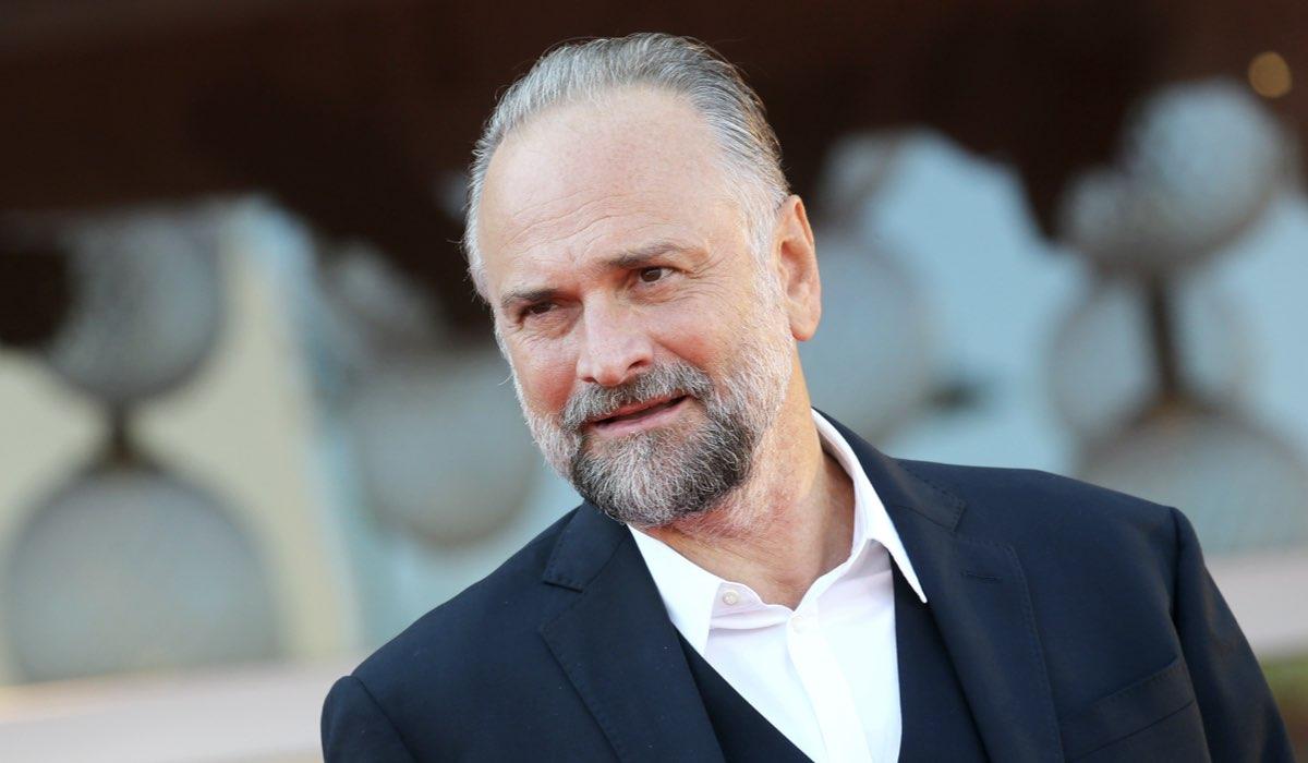 Massimo Popolizio ( Ettore Tagliabue in Svegliati amore mio) Credits: Elisabetta Villa/Getty Images