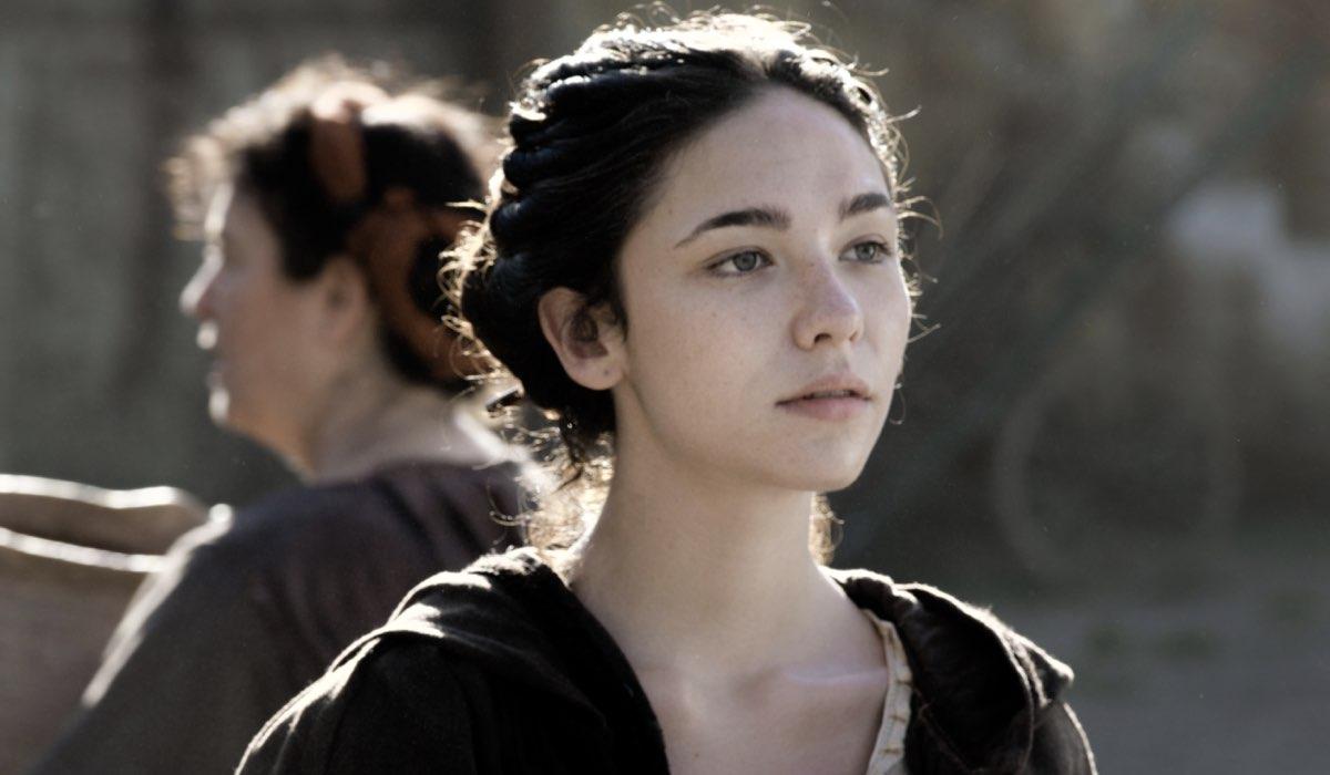 Matilda De Angelis (Caterina Da Cremona) In Leonardo Credits: Fabio Lovino/ Rai