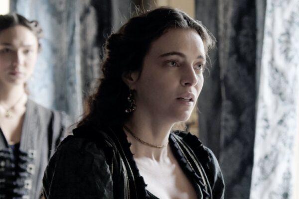 Miriam Dalmazio (Beatrice D'este) In Leonardo Credits: Fabio Lovino E Rai