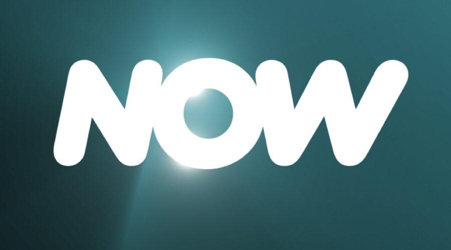 Il logo di NOW. Credits: Sky Italia/NOW