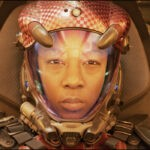 Samira Wiley in Love Death E Robots Prima Stagione. Credits:Netflix