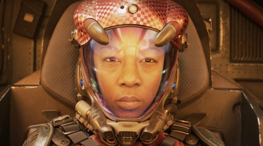 Samira Wiley in Love Death E Robots Prima Stagione. Credits:Netflix
