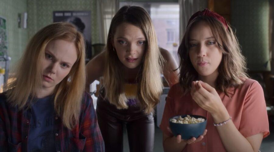 Le protagoniste di Sexify, la serie tv in streaming dal 28 aprile. Credits: Netflix.