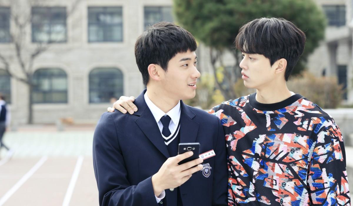 Song Kang e Jung Ga Ram In Love Alarm Credits: Picasa/Netflix