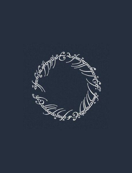 La locandina di The Lord of the Rings (Il Signore degli Anelli). Credits: Amazon Prime Video.