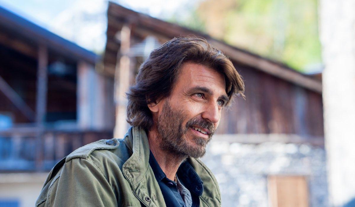Un Passo Dal Cielo 6 - I Guardiani Daniele Liotti interpreta Francesco Neri. Foto Credits: Rai