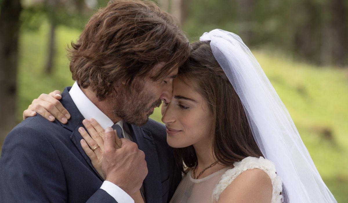 Un Passo Dal Cielo 6 - I Guardiani: Daniele Liotti e Pilar Fogliati interpretano Francesco Neri e Emma Giorgi. Credits Rai