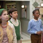 Una Scena De La Misteriosa Accademia Dei Giovani Geni Credits: Disney Plus