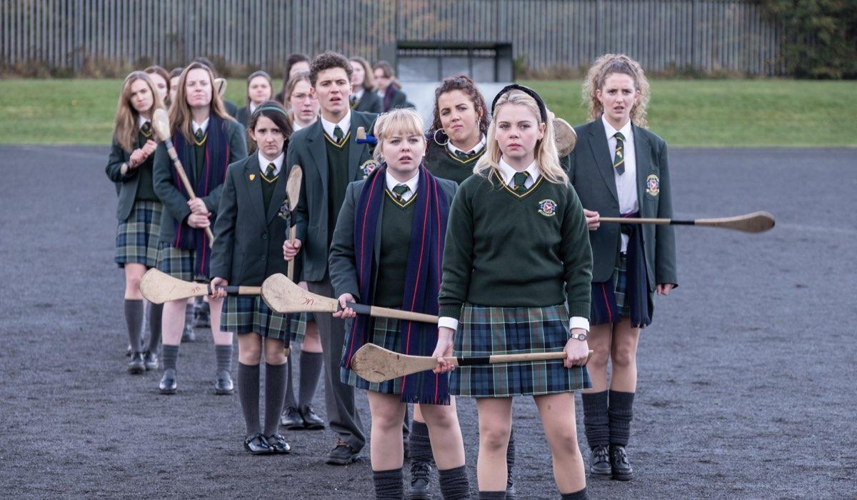 Una Scena Di Derry Girls 2 Stagione Credits: Netflix