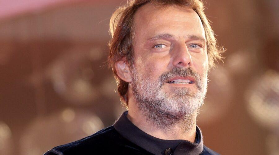 Alessandro Preziosi al 77esimo Venezia Film Festival il 6 Settembre 2020 Credits. Credits: Franco Origlia/Getty Images