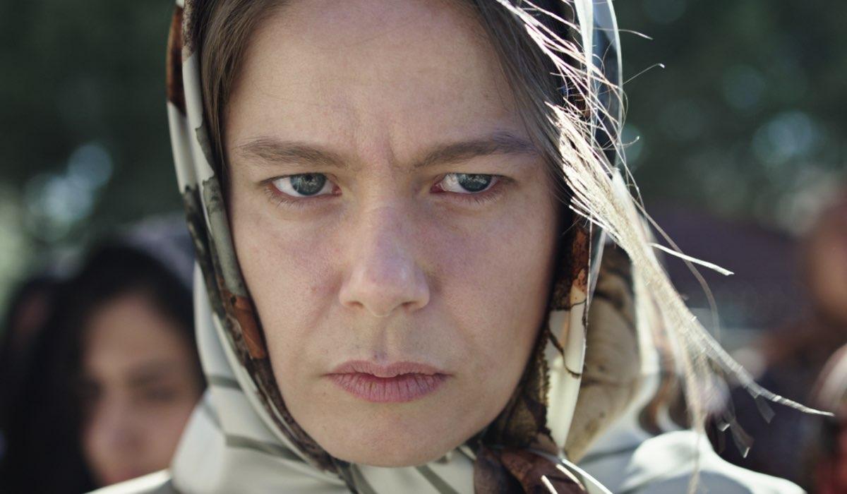 Burcu Biricik Interpreta Fatma Credits: Netflix