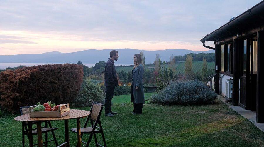 Simone Liberati e Greta Scarano nella fiction Chiamami ancora amore. Credits: Fabrizio de Blasio e Rai.
