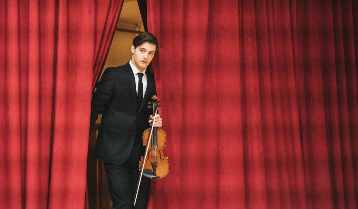 Leonardo Mazzarotto in una scena de La Compagnia del Cigno 2. Credits: Sara Petraglia/Rai.
