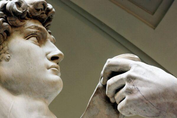 David di Michelangelo. Credits: Franco Origlia/Getty Images.