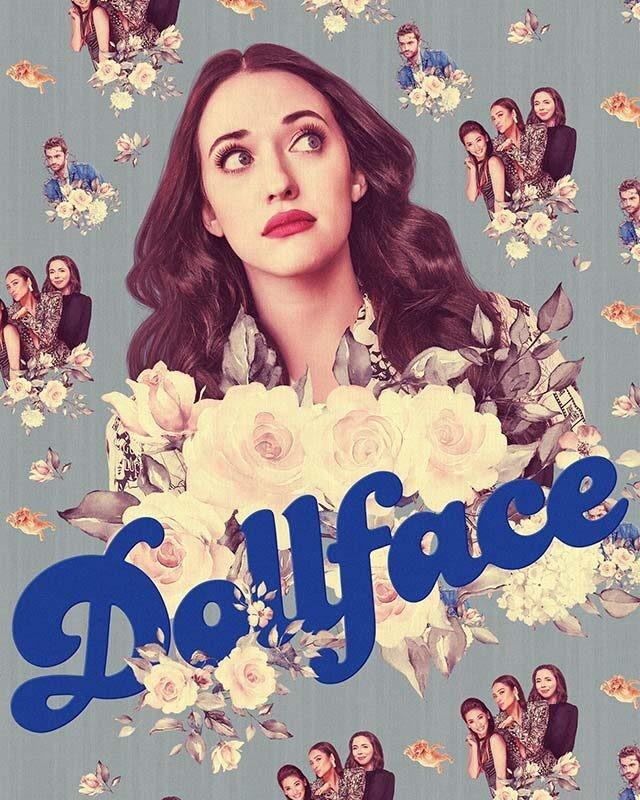 La locandina della serie TV Dollface. Credits: Disney Plus/Hulu