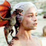 Emilia Clarke (Daenerys) In Game Of Thrones. Credits: HBO E Sky Italia